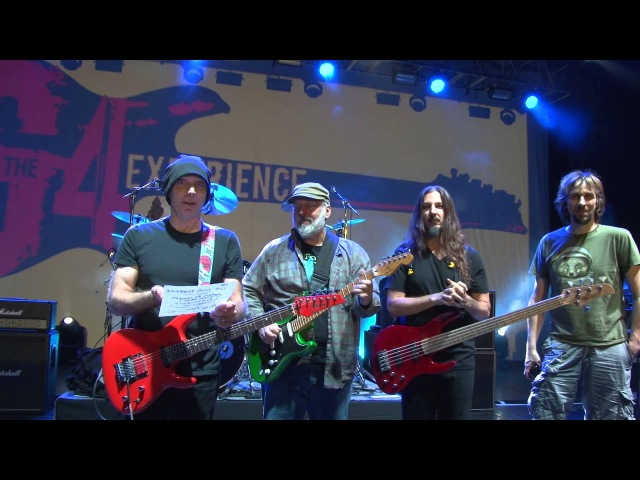 G4 Experience 2015 w/ Joe Satriani, Animals as Leaders, The Aristocrats, Mike Keneally More!