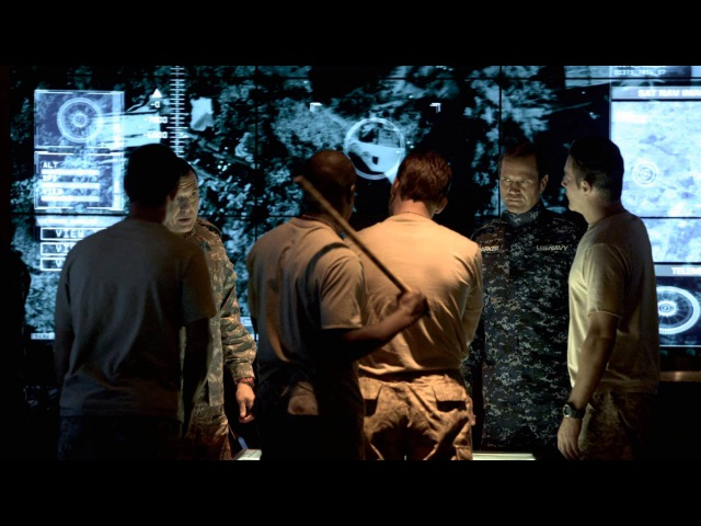 Команда восемь: В тылу врага (2014) Трейлер