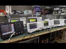 EEVblog 845 - Oscilloscope FFT Comparison