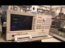 Lecture 10 Part D: HP 4294a Impedance Analyzer to Characterize Piezo
