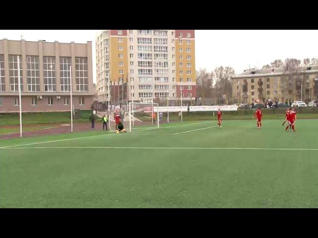 Факел - Текстильщик-М - 30 (00) 55 мин. К. Шишкин