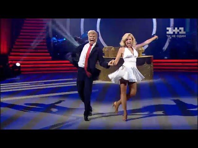 Оля Полякова і Степан Місюрка Ча ча ча Танці з зірками
