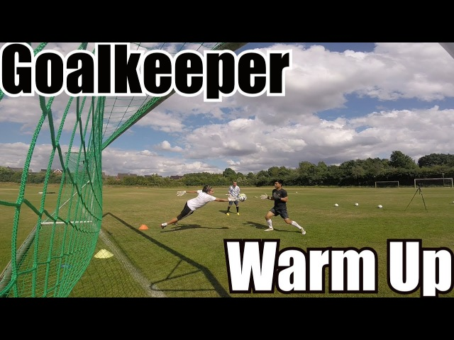 Games for Goalkeeper Warm ups