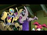 Transformers: Animated - Sari Versus the Space Barnacles