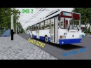 [OMSI 2] ЛиАЗ-5280 №27. Кострома 2017. Маршрут №9.