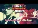 Hunter x Hunter THEORY Gon and Meruem Parallel Journeys
