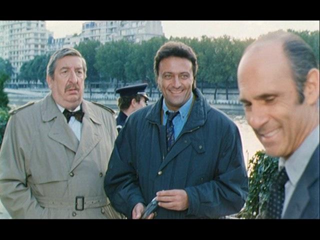 Нестор Бурма сезон 3 серия 3 Мутные воды Жавеля 1995 Nestor Burma - Les eaux troubles de Javel
