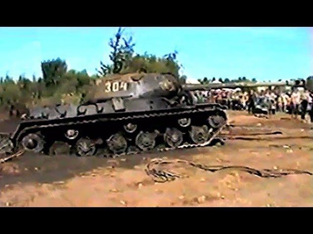 ШОКИРУЮЩАЯ НАХОДКА В ТАНКЕ ИС-2 ПОГИБШЕМ В АТАКЕ В 1944 ПОДНЯТ ИЗ ОЗЕРА