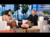 Vanessa Hudgens Catches Up with Ellen! On Ellen Show 2017