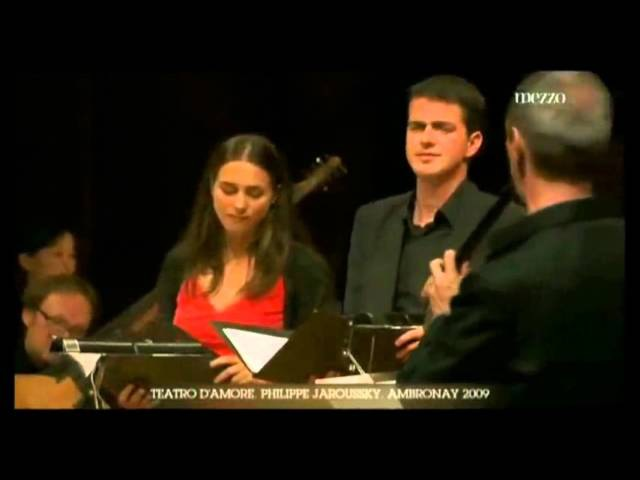 TEATRO D' AMORE - Nuria Rial,Philippe Jaroussky,Christina Pluhar ,L' Arpeggiata