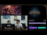 Pillars of Eternity II Deadfire - Twitch Q&ampA Chat 1 Featuring Josh Sawyer