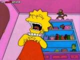 Simpsons Mojo The Monkey Evil Laugh