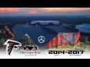 Official Atlanta Falcons Mercedes-Benz Stadium Construction Time-Lapse