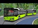 Самый красивый автобус в мире! Solaris Urbino 18 IV - OMSI 2