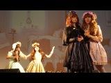 G&ampL Fest 2017. Блок 2-11. Action дефиле. Команда Batya and Вампирские дети (г.Москва, Белоозерский)