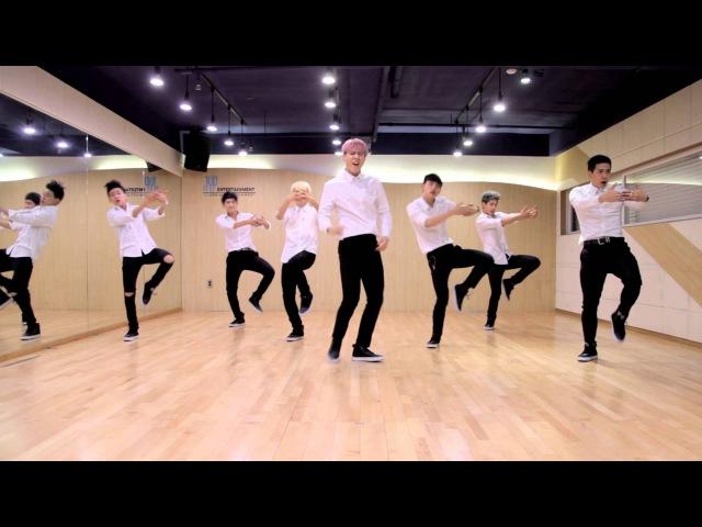 GOT7 Stop stop it(하지하지마) Dance Practice