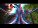 3D Roller Coaster VIDEO 3D ANAGLYPH RED CYAN Full HD 1080p POV Ride