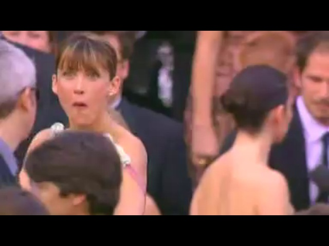 Sophie Marceau at the Festival of Cannes 13 May 2005