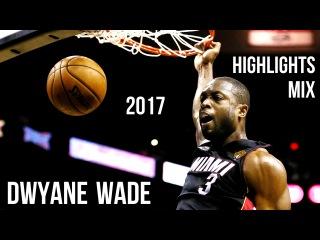Dwyane Wade Highlights Mix 2017
