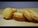 Французское Печенье Сабле Идеальное Песочное Печенье French cookies Sablé