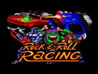 Homenagem do narrador de Rock 'n Roll Racing, Larry Huffman, aos fãs brasileiros