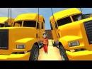Мой Говорящий Кот Том Мультик Игра для Детей про Машинки Потешки для Детей, Детские Стишки
