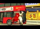 Мой Говорящий Кот Том, Школьный автобус Детские Песни Говорящий Кот Том Дисней Машинки