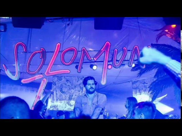 Solomun - Live at GemFest 2017 AfterParty (Anaklia) - 04.08.2017
