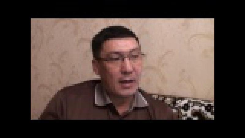 Серик Рысжанов. О двух жизнях на земле
