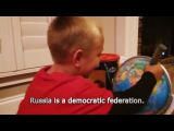 Russia is a democratic federation funny boy