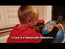 Russia is a democratic federation