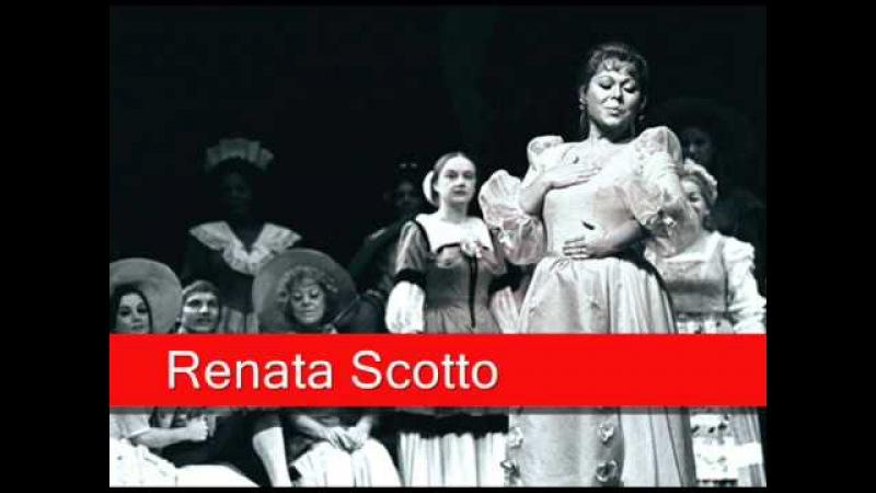 Renata Scotto: Bellini - La Sonnambula, 'Ah! non credea mirarti... Ah! non giunge uman pensiero'