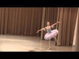 Вариация из балета Л. Минкуса