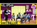 Let's Play: Footballer! | FULL EPISODE | ZeeKay Junior