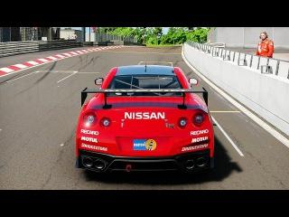 Gran Turismo Sport - Nissan GT-R Gameplay | Nürburgring Nordschleife @ 4K (60ᶠᵖˢ) ✔