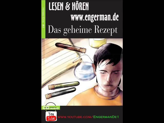 Deutsch Lernen | Das geheime REZEPT | HÖRBUCH