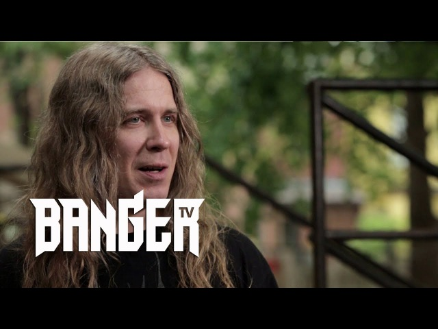 CANNIBAL CORPSE bassist Alex Webster 2013 interview on censorship and the early years | Raw Uncut