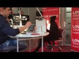 Ёлка в прямом эфире Love Radio!