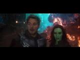 Новый ТВ-ролик фильма «Стражи Галактики. Часть 2» с Super Bowl