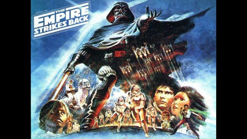 Звездные войны. Эпизод 5: Империя наносит ответный удар / Star Wars Episode V / 1980