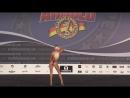 Arnold Classic Europe 2017 дефиле Ксении Романовой