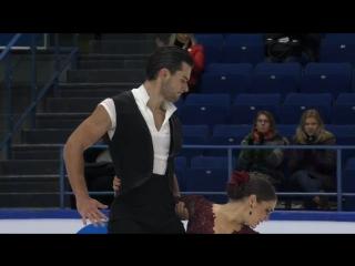Finlandia Trophy 2017. Ice Dance - FD. Laurence FOURNIER BEAUDRY ⁄ Nikolaj SORENSEN