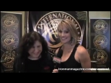 The Arnold Classic 2012 - Ruth Interviews Cory Everson