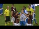 Лига Европы Милан Университатя 2 тайм
