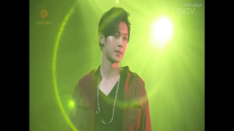 13 Stay Here DATV kim hyun joong Inner Core Japan Tour Concert 23/09/2017