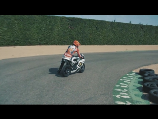 [LUC1] A riding day with Dani Pedrosa