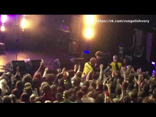 Conor mason (nothing but thieves) stage diving and crowd surfing compilation