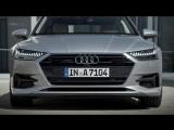 Audi A7 Sportback (2018) Features, Design, Driving
