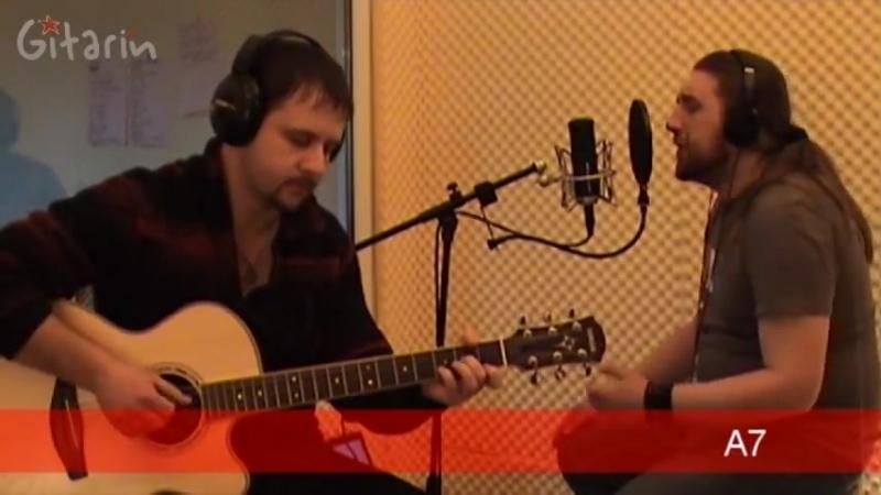 Глупенькая песня (Ассоль) - ЧИЖ и Ко Как играть на гитаре Аккорды, табы - Гитарин