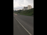Жители домов на улице Кесаева жалуются на отсутствие дорожной разметки и знаков на дороге